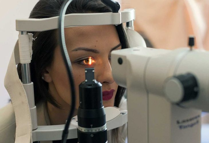 intervento laser occhi glaucoma como