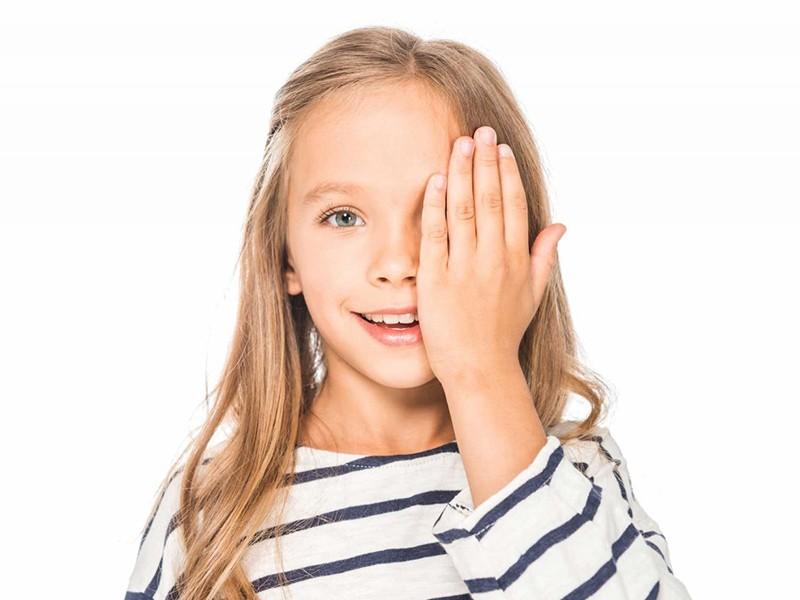 ambliopia strabismo occhi bambino